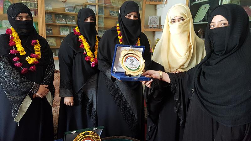 جہلم: منہاج القرآن ویمن لیگ کا ورکرز کنونشن