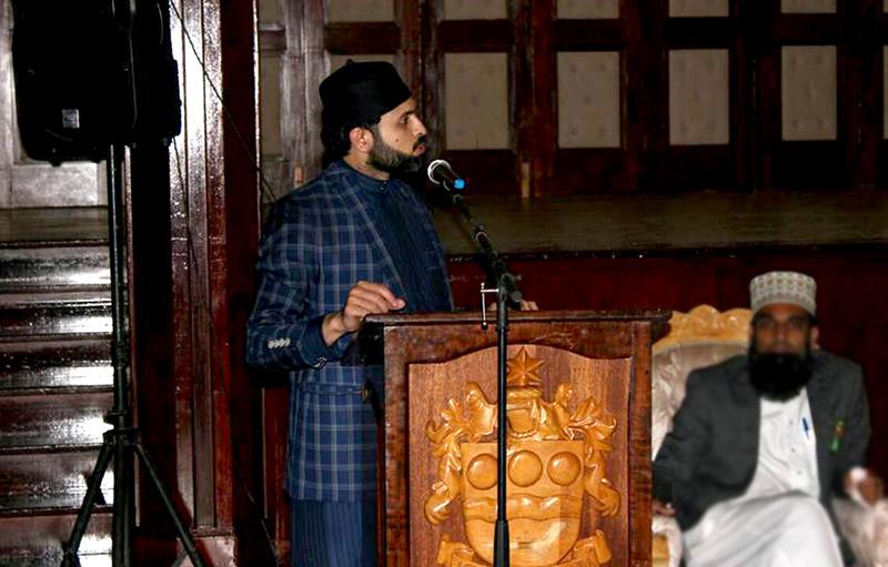 جنوبی افریقہ: ڈاکٹر حسن محی الدین قادری کا فری سٹیٹ میں معراج النبی ﷺ کانفرنس سے خطاب