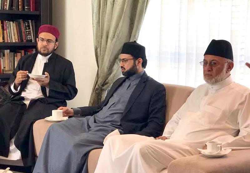 جنوبی افریقہ: ڈاکٹر حسن محی الدین قادری کی علماء و مشائخ کے وفود سے ملاقاتیں