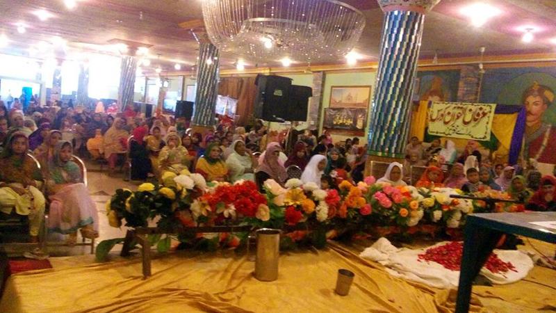 راوی ٹاؤن لاہور میں عرفان القرآن کورس کی افتتاحی تقریب