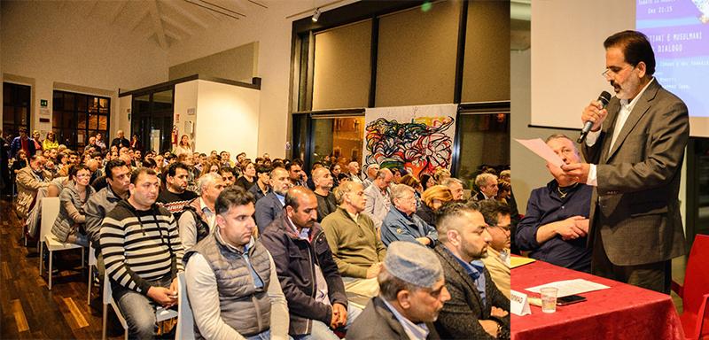 اٹلی: منہاج القرآن انٹرنیشنل کی بین المذاہب کانفرنس میں شرکت