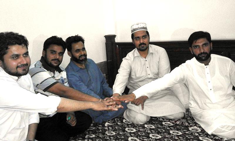 ہارون آباد: پاکستان عوامی تحریک کی تنظیم سازی