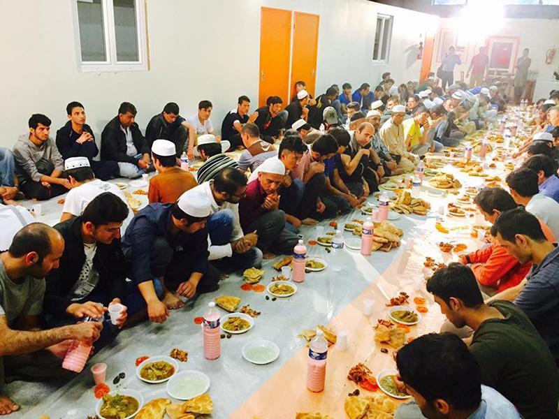فرانس: منہاج القرآن انٹرنیشنل فرانس کا افطار ڈنر