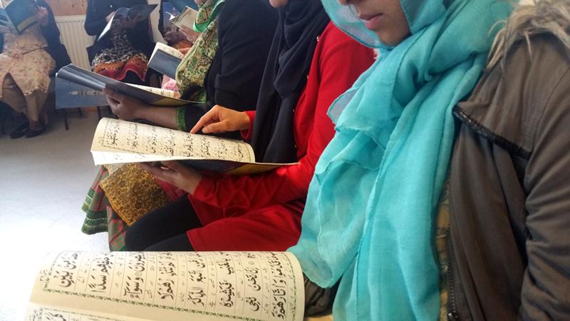 Tinsley: Spiritual gathering pays tributes to Hazrat Fatima al-Zahra' (R.A.)