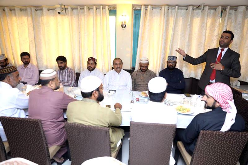 دبئی: شہداء ماڈل ٹاؤن کے تیسری برسی کے موقع پر قرآن خوانی