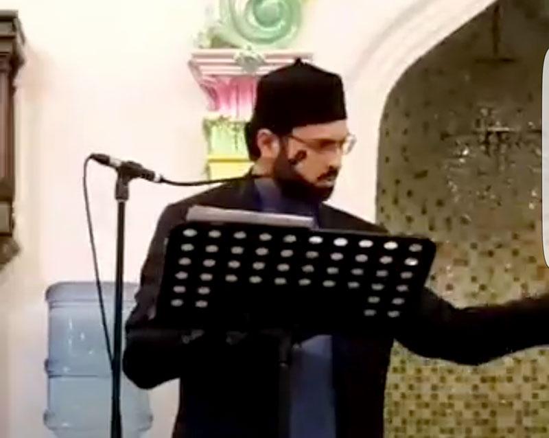 کیپ ٹاون: ڈاکٹر حسن محی الدین قادری کا ''شانِ اولیا کانفرنس'' میں خطاب