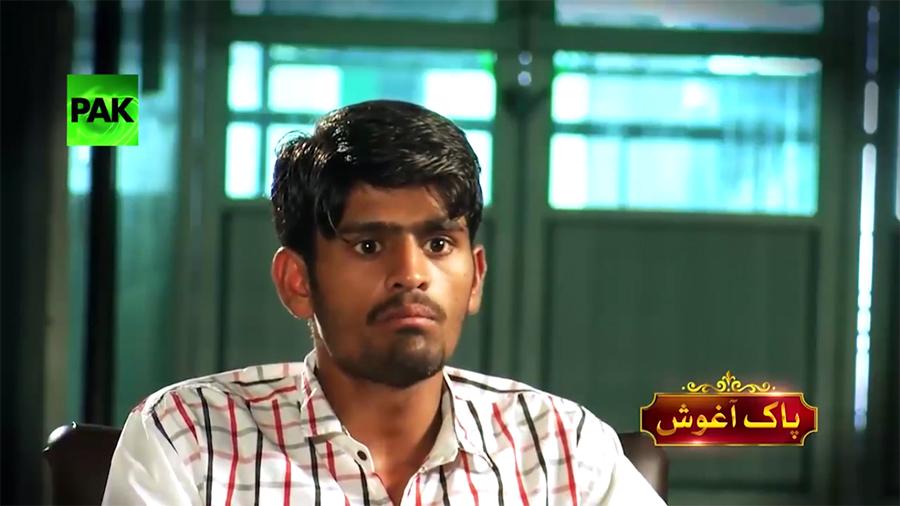 Pak Aghosh Story of Rizwan Iqbal | Pak Ramazan Anmol