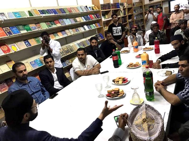 منہاج القرآن انٹرنیشنل ڈربن کی میٹنگ