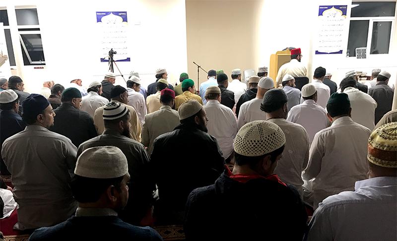 Laylat-ul-Qadr 2017: A Spiritual Gathering
