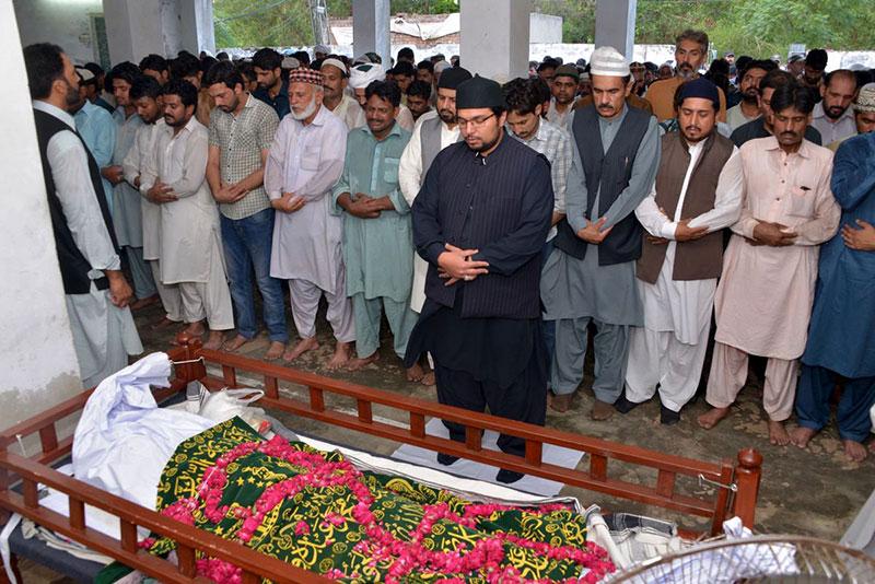 عوامی تحریک لاہور پی پی 159 بی کے ناظم نشرواشاعت مختار عنایت شاد انتقال کر گئے