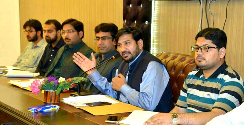یوتھ ونگ ملک گیر تبدیلی نظام و سالمیت پاکستان یوتھ ریلیاں منعقد کرنے کا اعلان