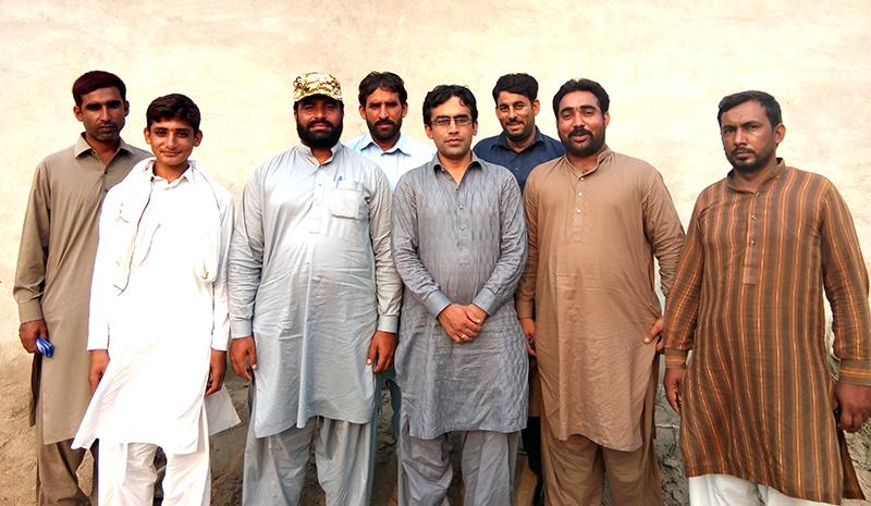 سیکرٹری جنرل یوتھ لیگ کا پنجاب کی تحصیلات و اضلاع کا دورہ