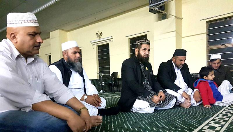 منہاج القرآن فینکس کا حلقہ درود