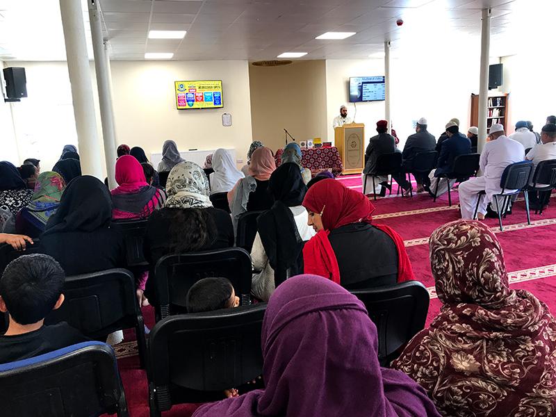 Interaction held between parents & teachers at Madinat al-Zahra