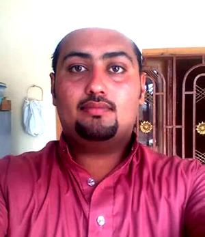 مینجر آئی ٹی ثناء اللہ کا جواں سالہ بھانجا انتقال کر گیا