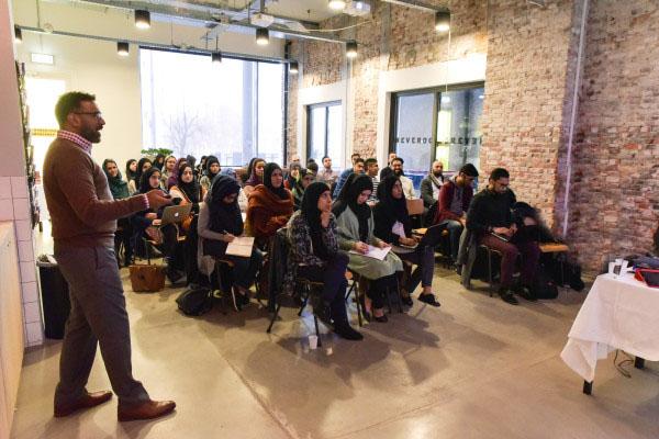 Rotterdam: De-radicalization training session held under MQI