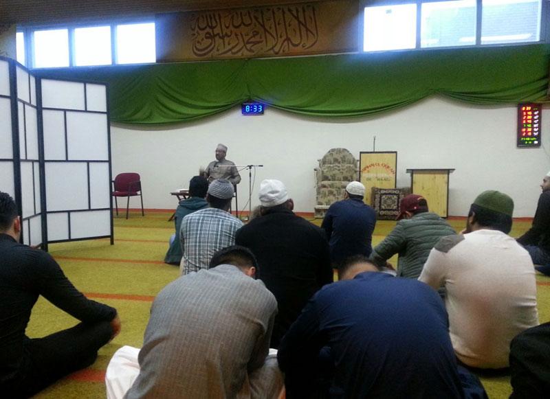 Netherlands: Spiritual evening held under Minhaj Youth League (The Hague)