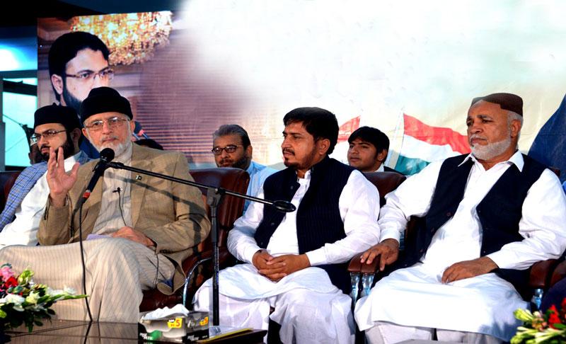 قائداعظم کے پاکستان کو بدعنوان عناصر کی باقیات سے نجات دلانے کا وقت آ گیا : ڈاکٹر طاہرالقادری