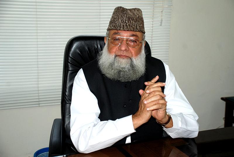 Ameer-e-Tehreek MQI Sahibzada Faiz-ur-Rahman Durrani passes away