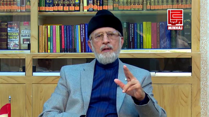 Dr Tahir-ul-Qadri's message on 70th Independence Day of Pakistan