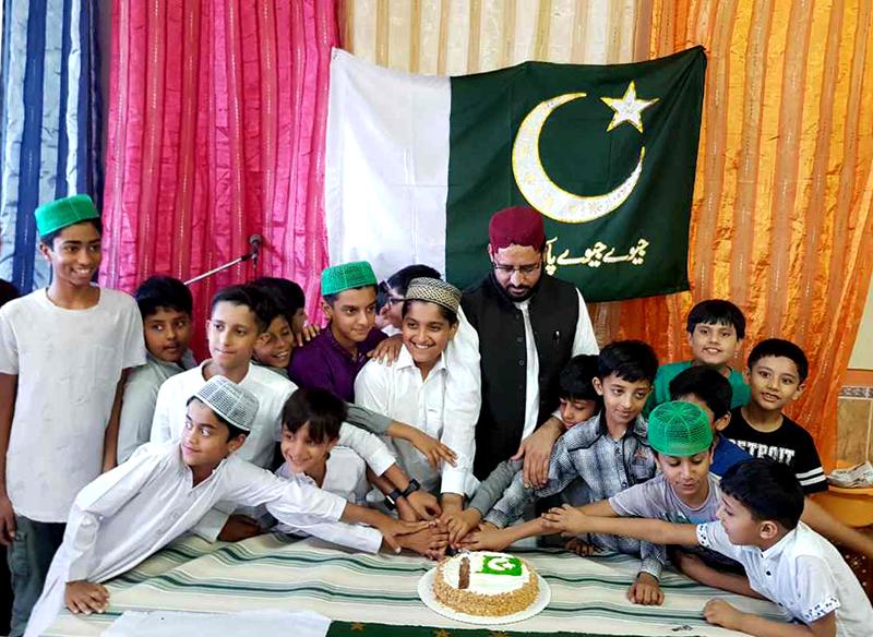 اٹلی: منہاج القرآن انٹرنیشنل کارپی کے زیراہتمام یوم آزادی کی تقریب