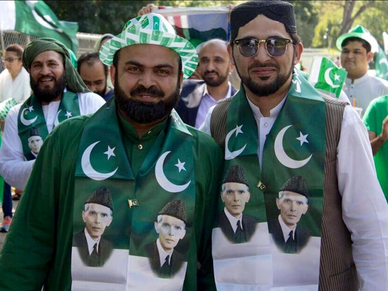 امریکہ: پاکستان کے یوم آزادی کی پر وقار تقریب