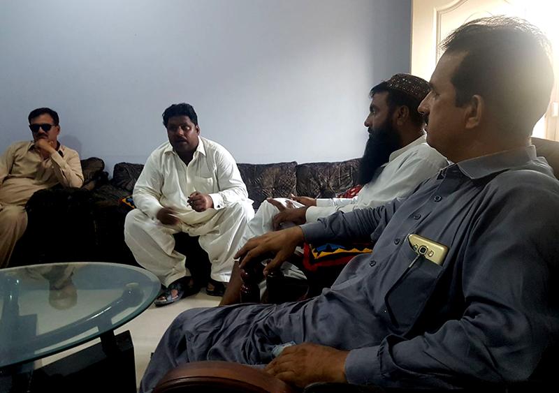 روہنگیا مسلمانوں سے اظہار یکجہتی کے لیے سندھ بھر میں بھرپور احتجاج ہوگا: صدر عوامی تحریک لوئر سندھ ندیم احمد نقشبندی