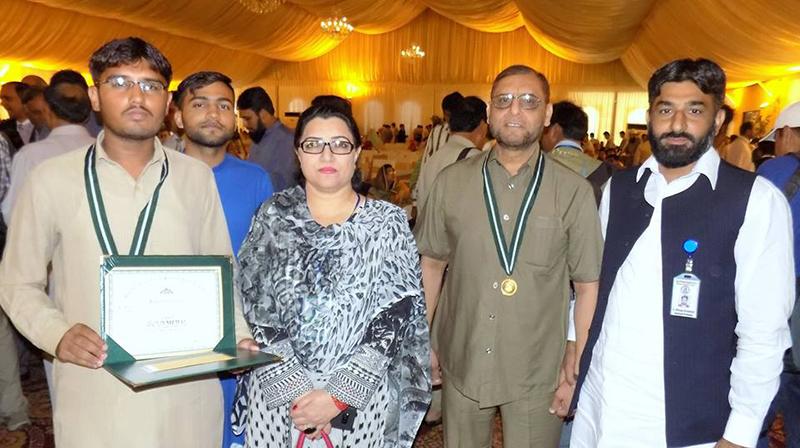 کالج آف شریعہ منہاج یونیورسٹی کے طالب علم کی لاہور بورڈ میں پہلی پوزیشن، ڈاکٹر طاہرالقادری کی مبارکباد