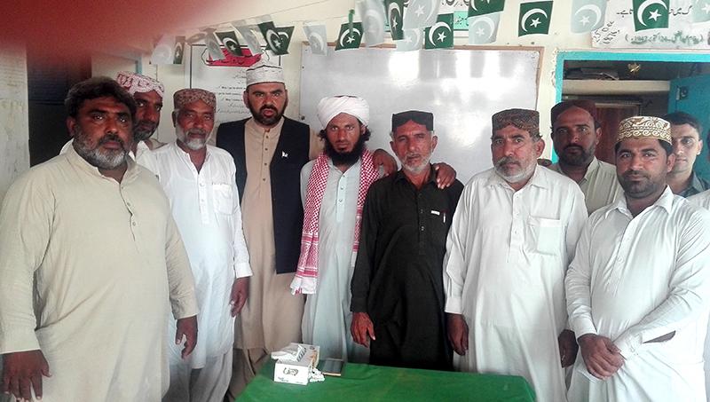 راجن پور: پی پی حلقہ 250 کی تنظیم سازی