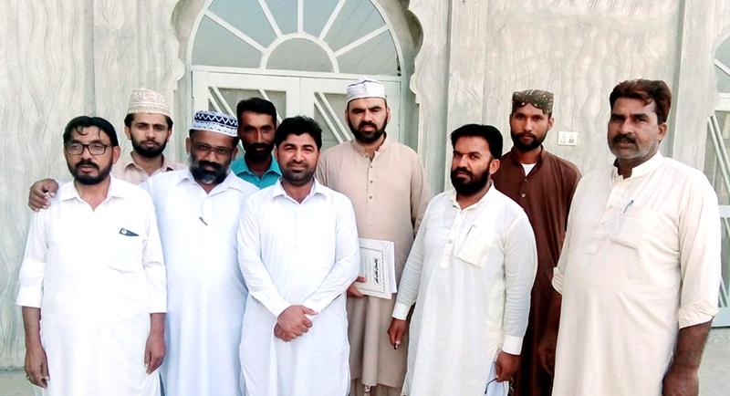 منہاج القرآن راجن پور پی پی حلقہ 248 کی تنظیم نو