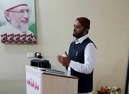 کراچی: نظامت تربیت کے زیراہتمام عرفان القرآن کورس کی ساتویں کلاس