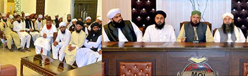 ریاست پاکستان آج فاروقی صفت لیڈر کی تلاش میں ہے: علامہ  امداد اللہ قادری