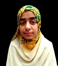 12 سالہ بچی ماریہ مجید کا 3 ماہ 15 دن میں قرآن حفظ کرنے کا اعزاز
