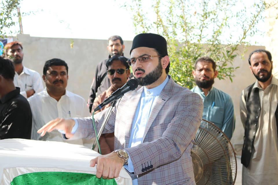 ڈاکٹر حسن محی الدین قادری کا بوریوالہ اور خانیوال کا دورہ