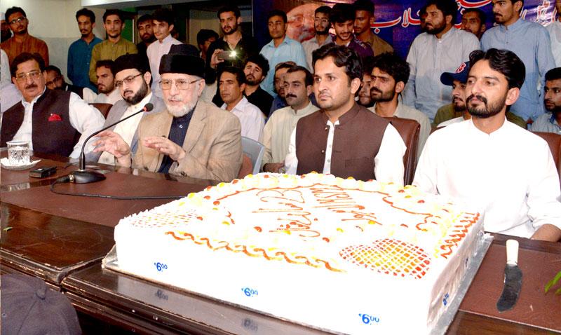 Politics of honesty & truthfulness shown the door: Dr Tahir-ul-Qadri