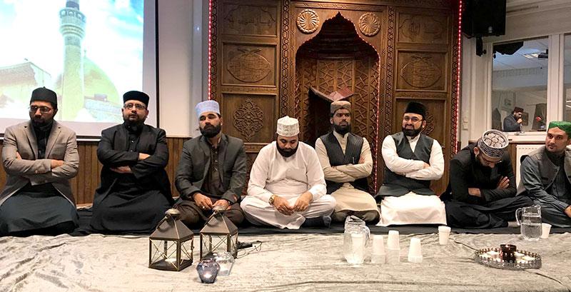 ناروے: منہاج القرآن انٹرنیشنل کی سالانہ شہادت امام حسین علیہ السلام کانفرنس