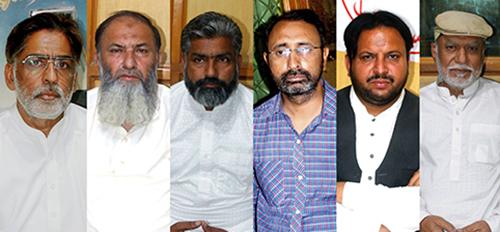 پاکستان عوامی تحریک جنوبی پنجاب کا صوبائی اجلاس