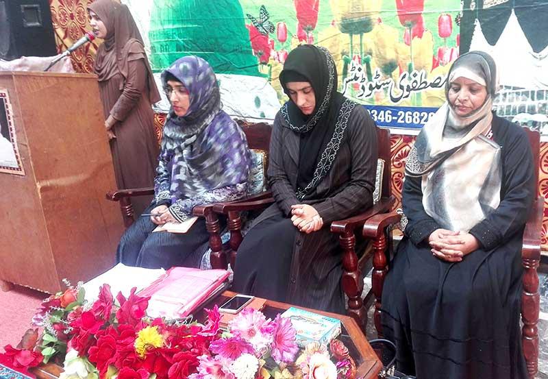 منہاج القرآن ویمن لیگ جھنگ کی تحصیلات کی تنظیم نو
