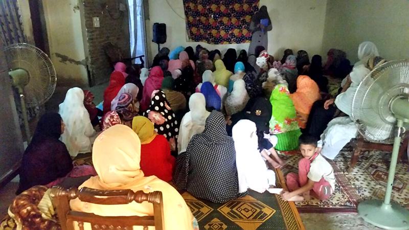 جہلم: کالا گوجراں میں 3 نئے حلقہ درود و فکر کا قیام