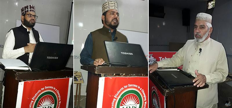 جہلم: نظامت تربیت کے زیراہتمام دینہ میں تربیتی کیمپ