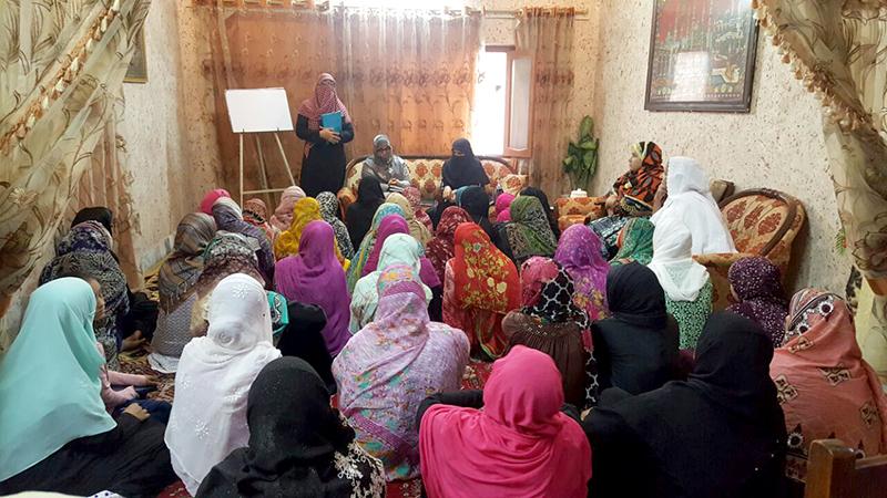 جہلم: یونین کونسل محمدی چوک میں حلقہ فہم دین کورس
