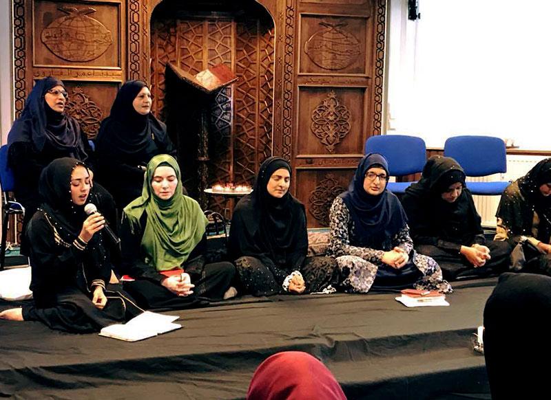 ناروے: منہاج ویمن لیگ اوسلو کی سالانہ ''سیدہ زینب سلام اللہ علیہا کانفرنس''