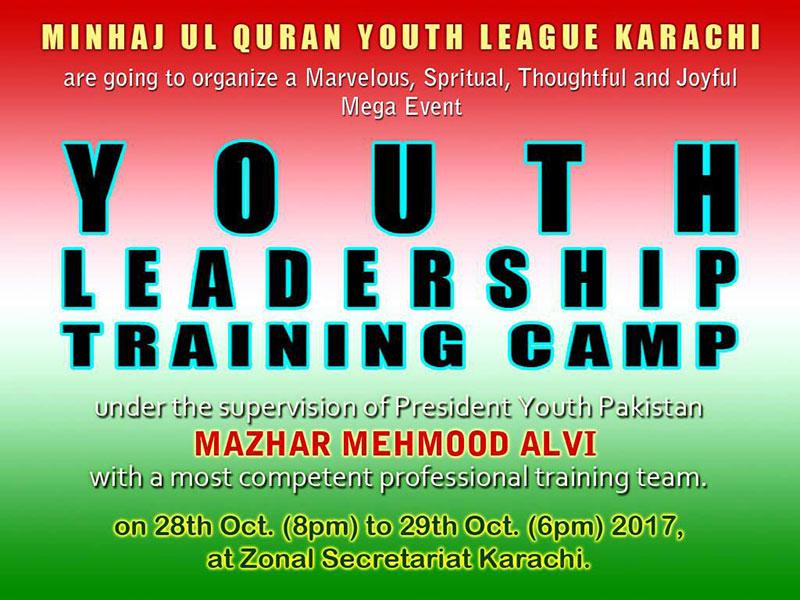 Youth Leadership Training Camp