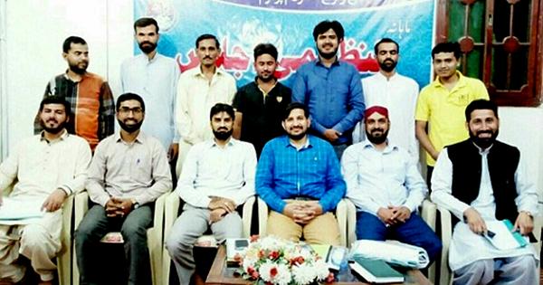 کراچی: منہاج القرآن یوتھ لیگ کا تنظیمی اجلاس