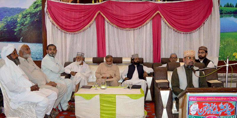 سرگودھا: تحریک منہاج القرآن کی کوٹ مومن میں سید الشہداء کانفرنس