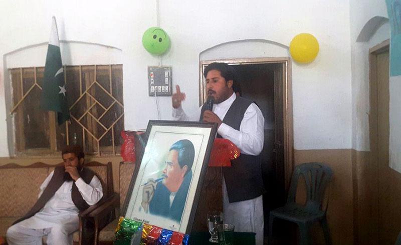 چاغی: اقراء روضۃ العلم و اطفال دالبندین میں اقبال ڈے کی تقریب میں صدر عوامی تحریک چاغی کی شرکت