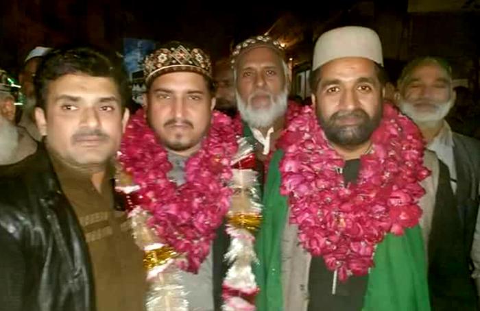 منہاج القرآن لاہور (شالا مار ٹاؤن) کے زیراہتمام استقبالِ ربیع الاول کا جلوس
