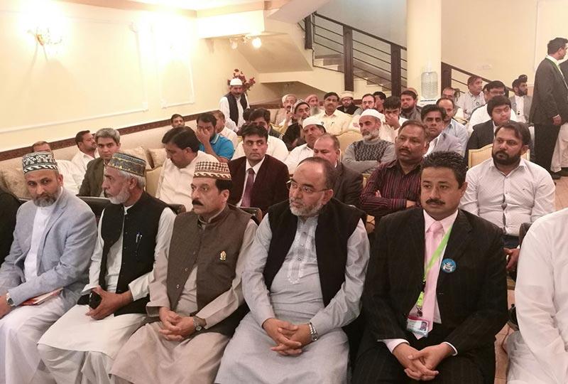 کویت: پاکستان عوامی سوسائٹی کے زیرِاہتمام محفل میلاد
