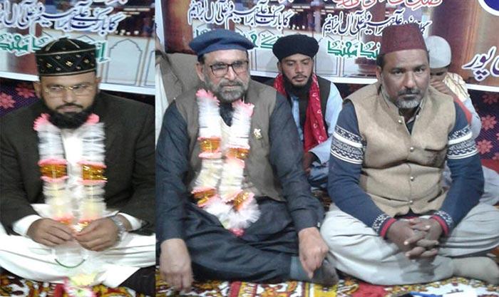 تحریک منہاج القرآن پی پی حلقہ 249 میں ختم نبوت کانفرنس