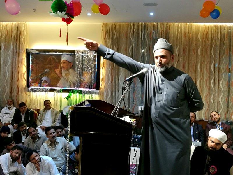 کویت: خیطان میں سالانہ میلاد کانفرنس